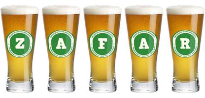 Zafar lager logo