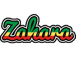 Zahara african logo