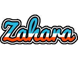 Zahara america logo