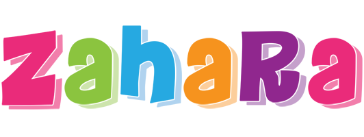 Zahara friday logo