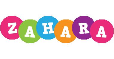 Zahara friends logo