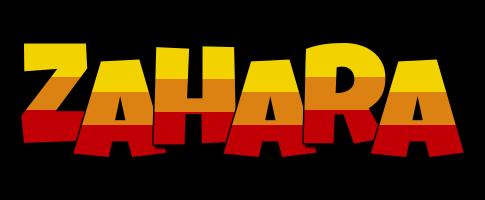 Zahara jungle logo