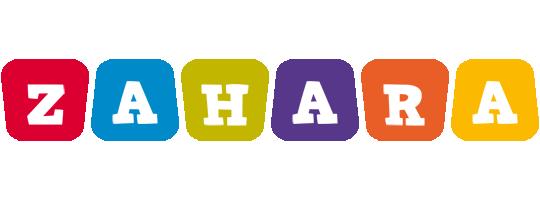 Zahara kiddo logo