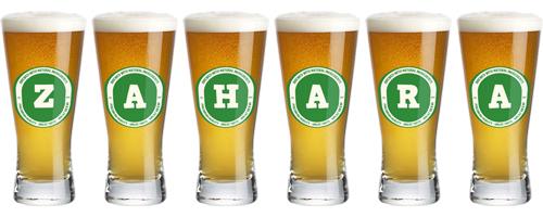 Zahara lager logo