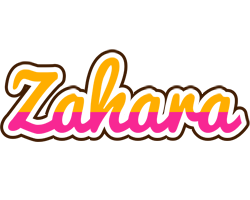 Zahara smoothie logo