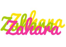Zahara sweets logo