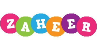 Zaheer friends logo