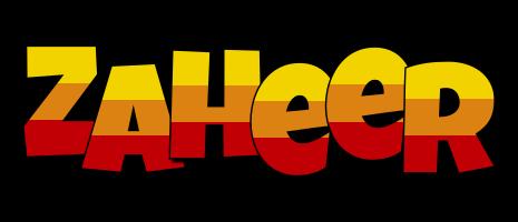 Zaheer jungle logo