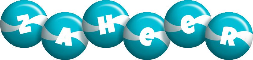 Zaheer messi logo