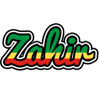 Zahir african logo