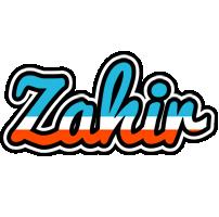 Zahir america logo