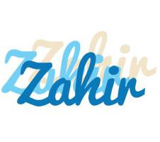 Zahir breeze logo