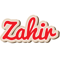 Zahir chocolate logo