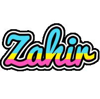 Zahir circus logo