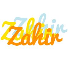 Zahir energy logo