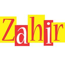 Zahir errors logo