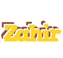 Zahir hotcup logo