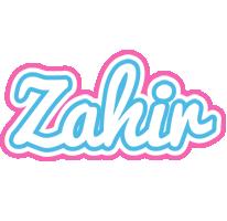 Zahir outdoors logo