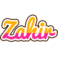 Zahir smoothie logo