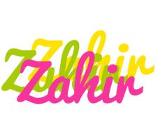 Zahir sweets logo