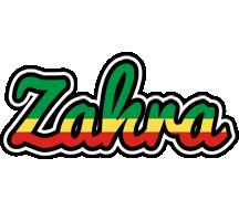 Zahra african logo