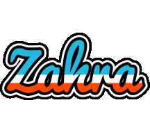 Zahra america logo