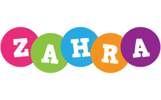 Zahra friends logo
