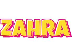 Zahra kaboom logo