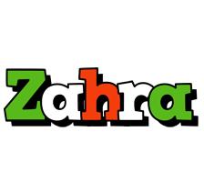 Zahra venezia logo