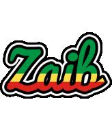 Zaib african logo