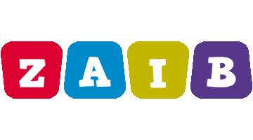 Zaib daycare logo