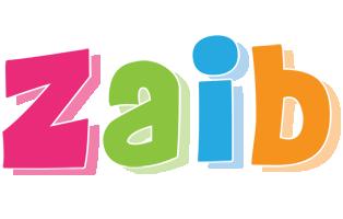 Zaib friday logo