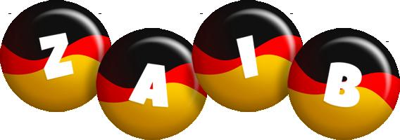 Zaib german logo