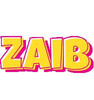 Zaib kaboom logo