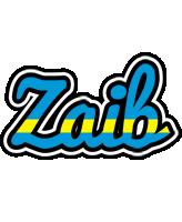 Zaib sweden logo