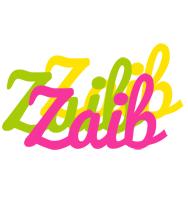 Zaib sweets logo