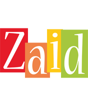 Zaid colors logo