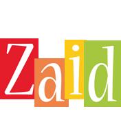 Zaid colors logo