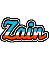 Zain america logo