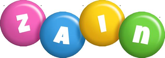 Zain candy logo