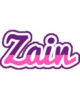 Zain cheerful logo