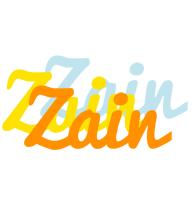 Zain energy logo