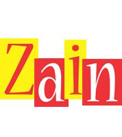Zain errors logo