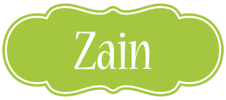 Zain family logo