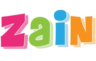 Zain friday logo