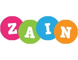 Zain friends logo