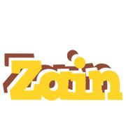 Zain hotcup logo