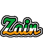 Zain ireland logo