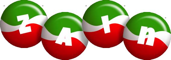 Zain italy logo