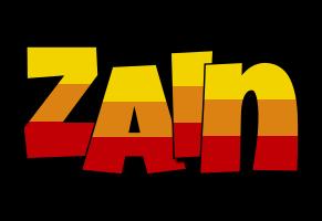 Zain jungle logo